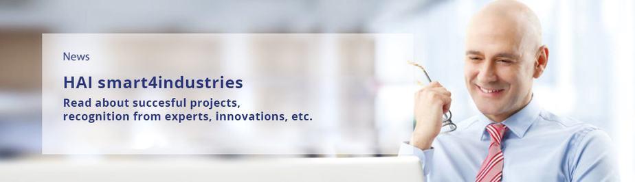HAI news paperless plant cloud software