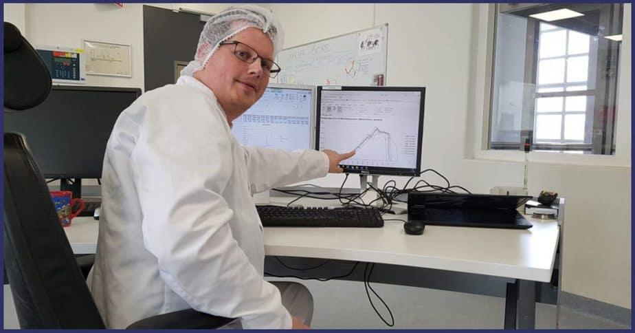 zuivelindustrie CSK Batch software